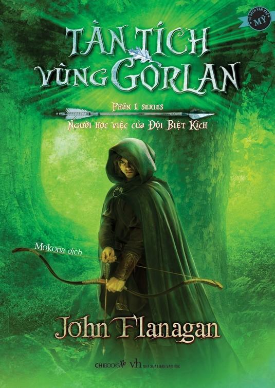 Bìa sách Tàn Tích Vùng Gorlan