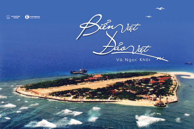 Bìa sách Biển Việt - Đảo Việt