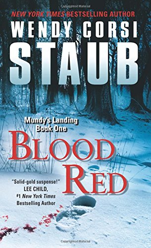 Bìa sách Blood Red: Mundy