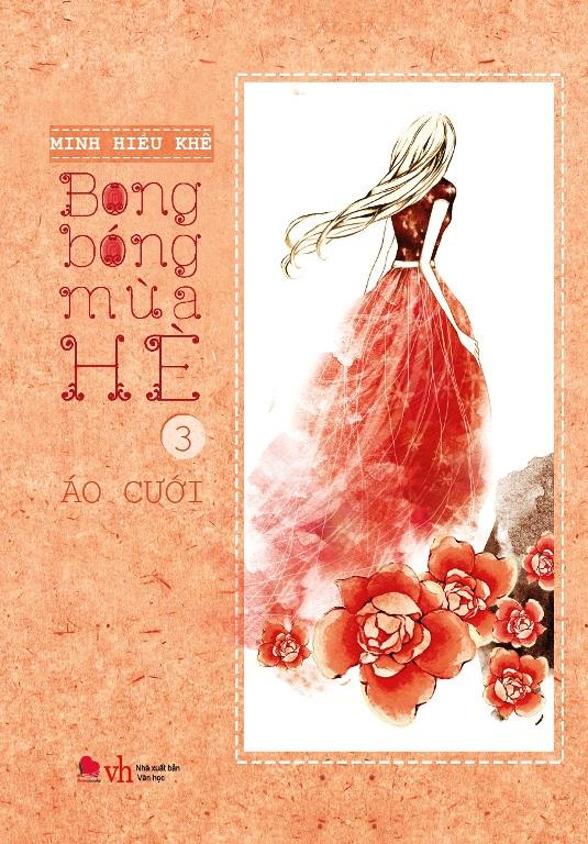 Bìa sách Bong Bóng Mùa Hè (Tập 3) - Áo Cưới