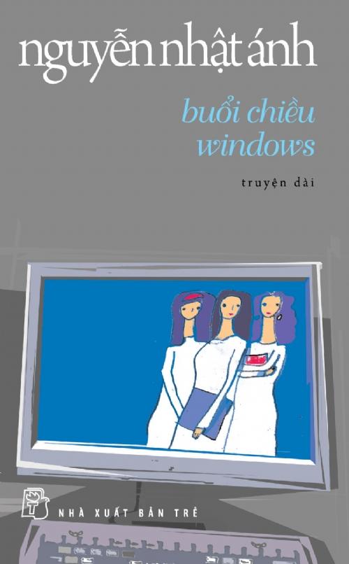 Bìa sách Buổi Chiều Windows (Tái Bản 2014)