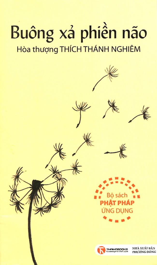Bìa sách Buông Xả Phiền Não (Tái Bản)