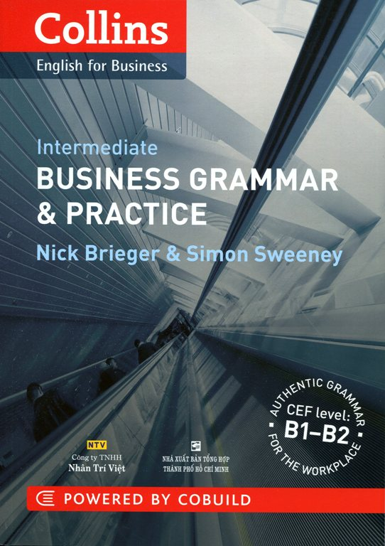 Collins - English For Business - Business Grammar  Practice