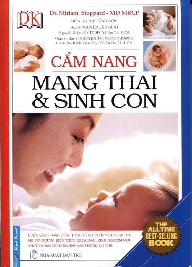 Review sách Cẩm Nang Mang Thai Và Sinh Con (Tái Bản)