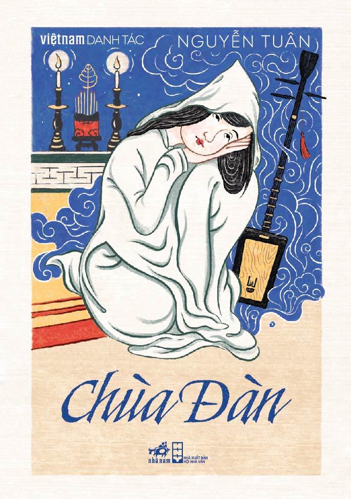 Bìa sách Việt Nam Danh Tác - Chùa Đàn