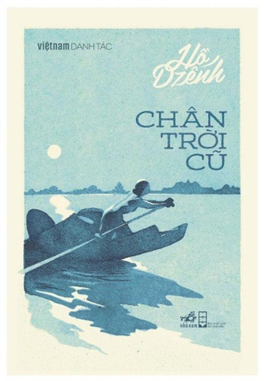 Bìa sách Việt Nam Danh Tác - Chân Trời Cũ