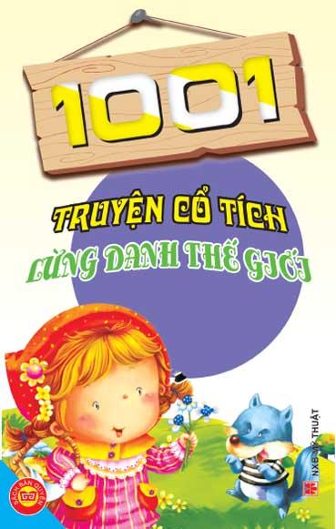 Bìa sách 1001 Truyện Cổ Tích Lừng Danh Thế Giới