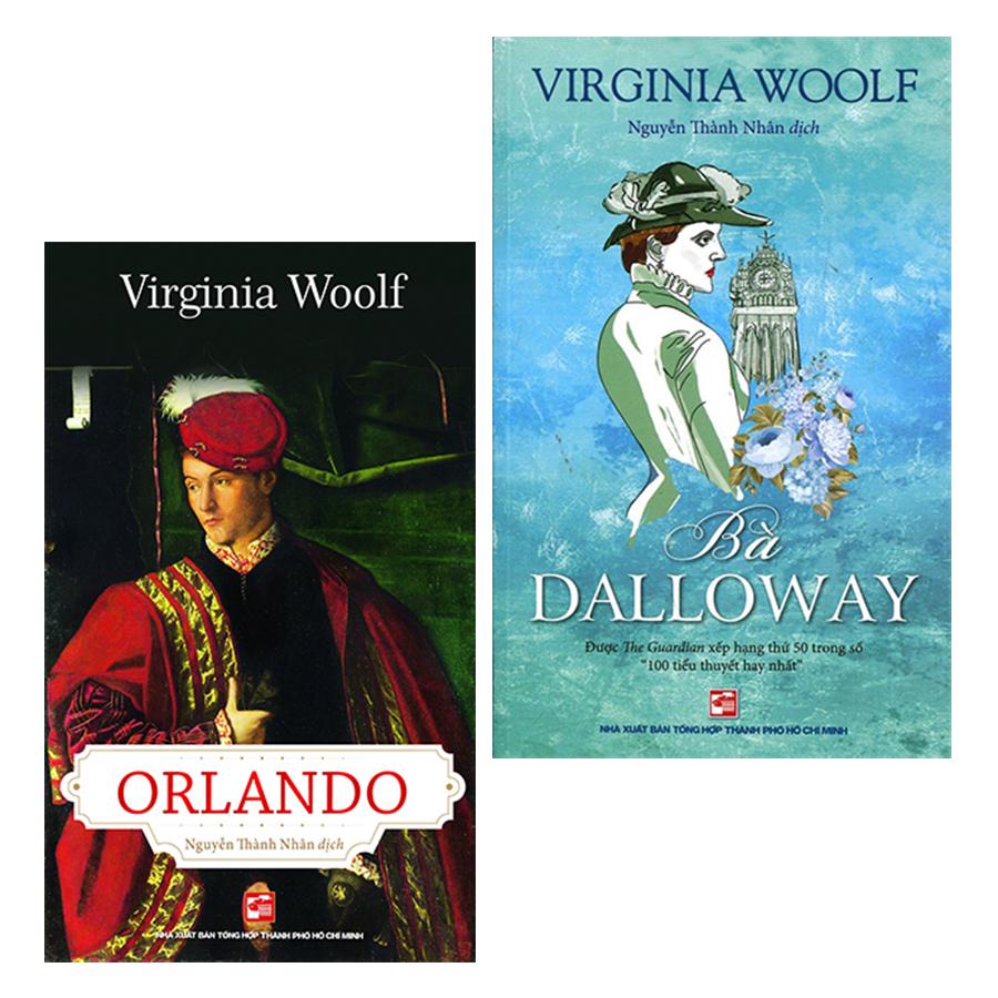 Combo Tuyển Tập Tác Phẩm Virginia Woolf