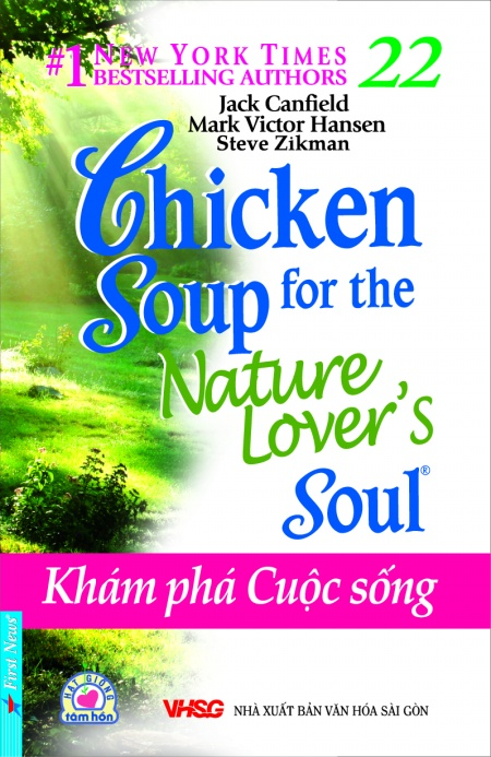 Bìa sách Chicken Soup For The Soul 22 - Khám Phá Cuộc Sống (Tái Bản 2016)