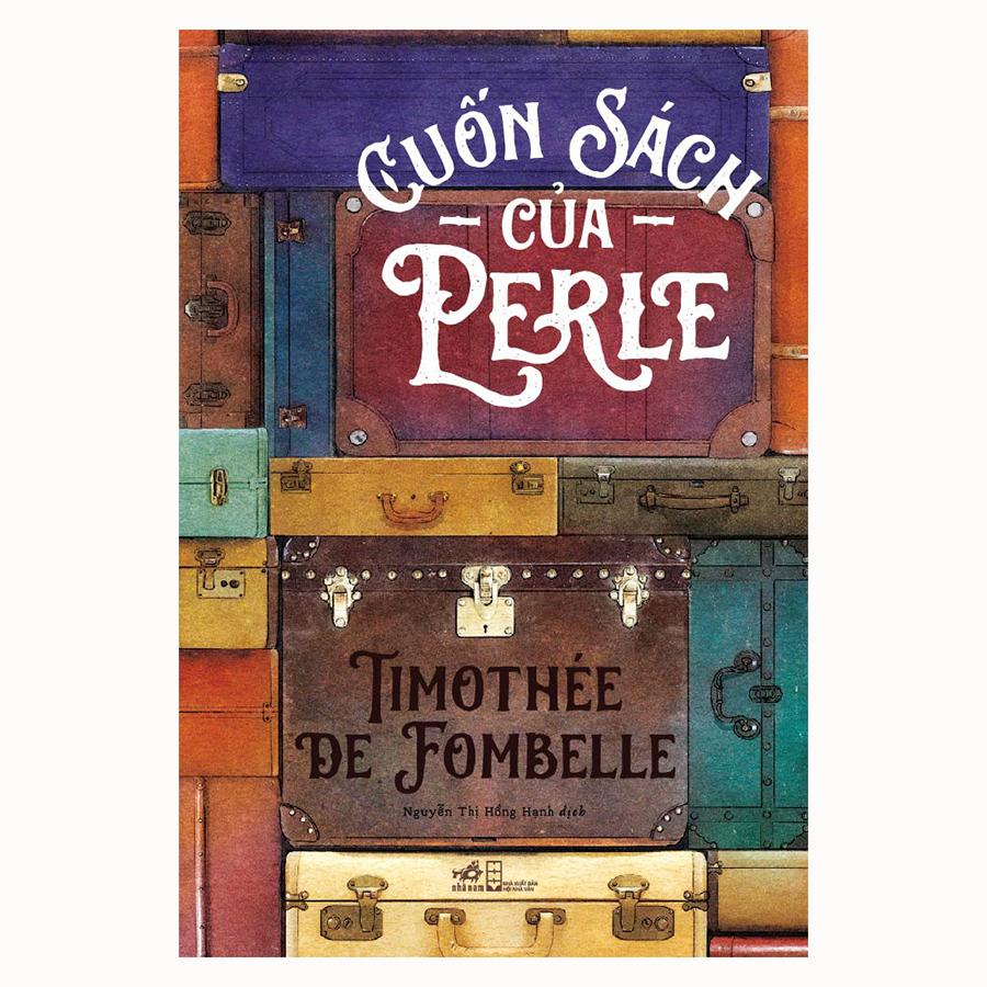 Bìa sách Cuốn Sách Của Perle
