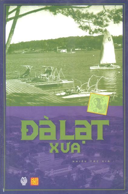 Bìa sách Đà Lạt Xưa