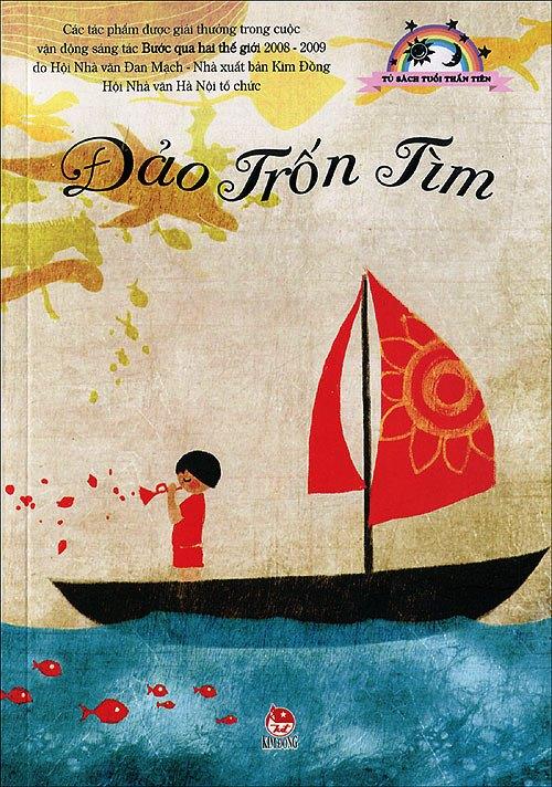Bìa sách Tủ Sách Tuổi Thần Tiên - Đảo Trốn Tìm