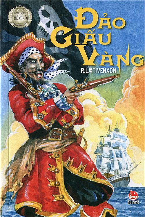 Bìa sách Đảo Giấu Vàng (Tái Bản 2014)