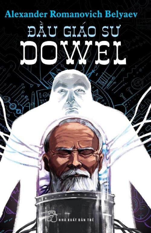 Bìa sách Đầu Giáo Sư Dowel