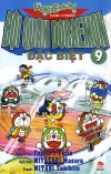 Review sách Đội Quân Doraemon Đặc Biệt (Tập 9)