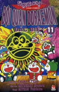 Review sách Đội Quân Doraemon Đặc Biệt (Tập 11)