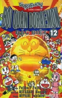 Review sách Đội Quân Doraemon Đặc Biệt (Tập 12)