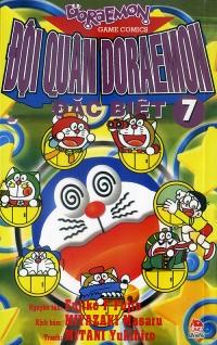 Review sách Đội Quân Doraemon Đặc Biệt (Tập 7)