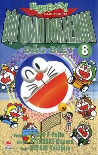 Review sách Đội Quân Doraemon Đặc Biệt (Tập 8)