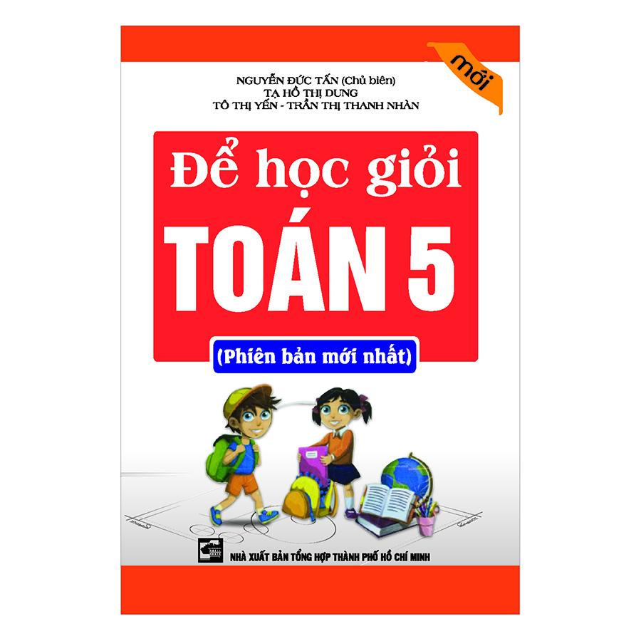 Bìa sách Để Học Giỏi Toán Lớp 5