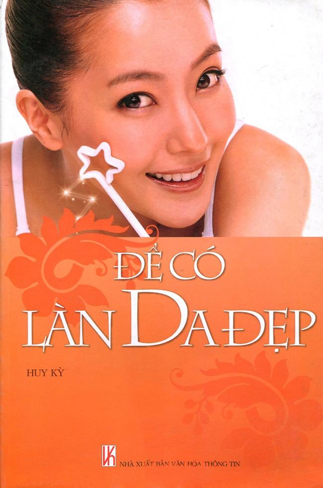 Bìa sách Để Có Làn Da Đẹp