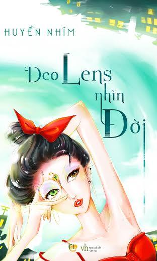 Bìa sách Đeo Lens Nhìn Đời