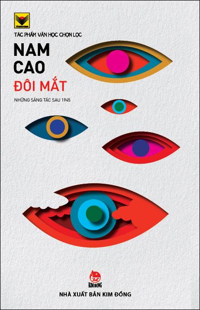 Bìa sách Tủ Sách Vàng - Đôi Mắt