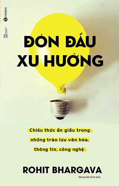 Bìa sách Đón Đầu Xu Hướng