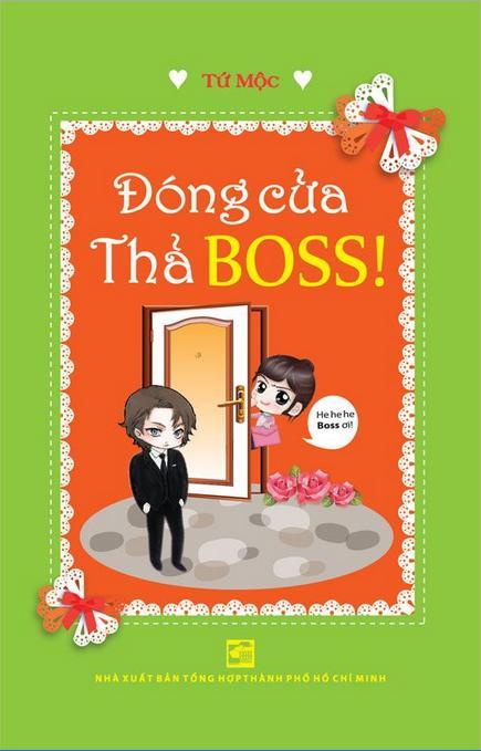 Bìa sách Đóng Cửa Thả Boss
