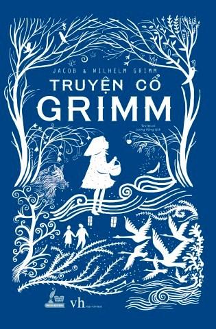 Bìa sách Truyện Cổ Grimm (Bìa Mềm)