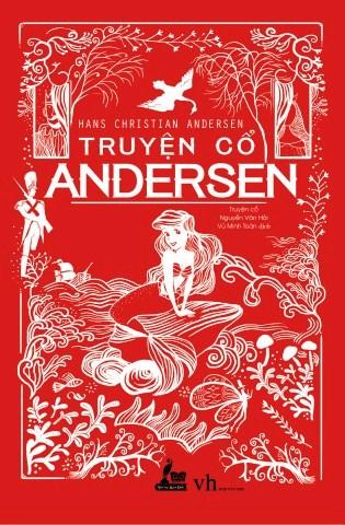 Bìa sách Truyện Cổ Andersen (Bìa Cứng)