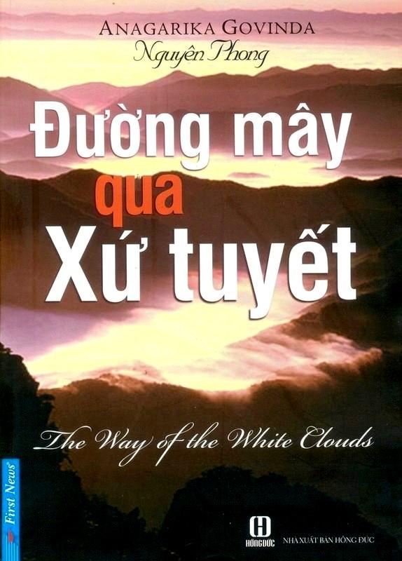 Bìa sách Đường Mây Qua Xứ Tuyết (Tái Bản)