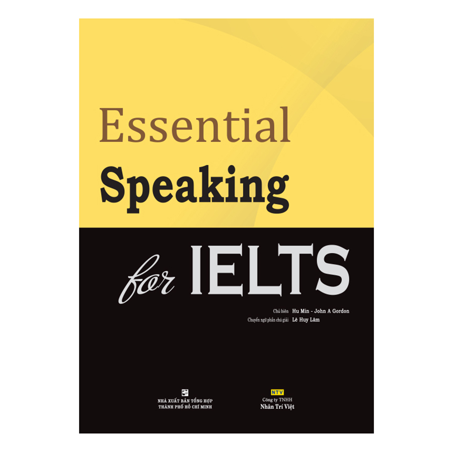 Bìa sách Essential Speaking For IELTS