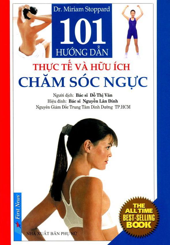 Bìa sách 101 Hướng Dẫn Thực Tế Và Hữu ích Chăm Sóc Ngực
