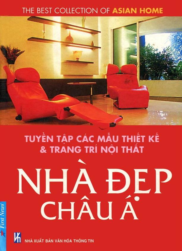 Review sách Tuyển Tập Các Thiết Kế  Trang Trí Nội Thất Nhà Đẹp Châu Á