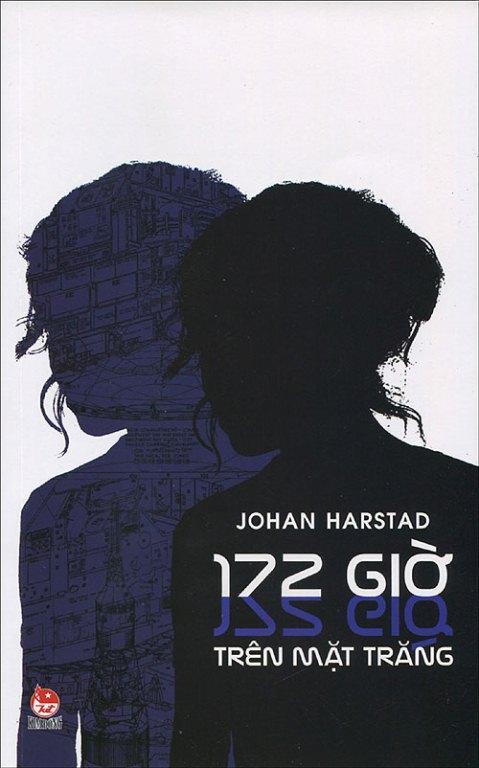 Bìa sách 172 Giờ Trên Mặt Trăng
