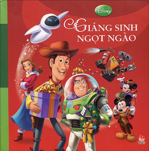 Review sách Giáng Sinh Ngọt Ngào