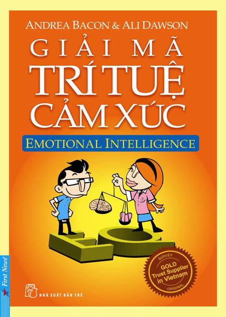 Bìa sách Giải Mã Trí Tuệ Cảm Xúc