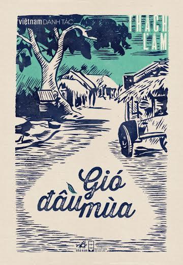Bìa sách Việt Nam Danh Tác - Gió Đầu Mùa