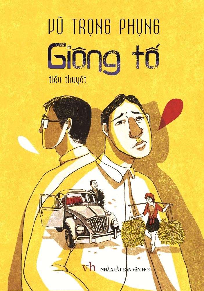 Bìa sách Giông Tố (Minh Long)