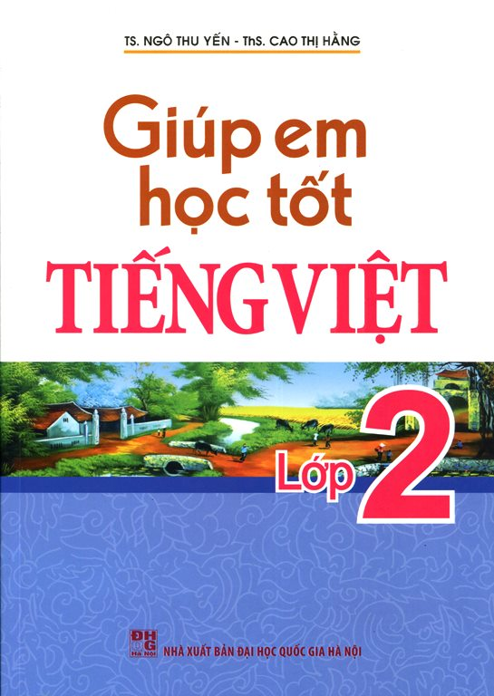 Bìa sách Giúp Em Học Tốt Tiếng Viêt Lớp 2