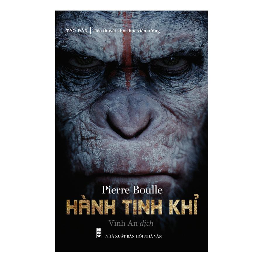 Bìa sách Hành Tinh Khỉ