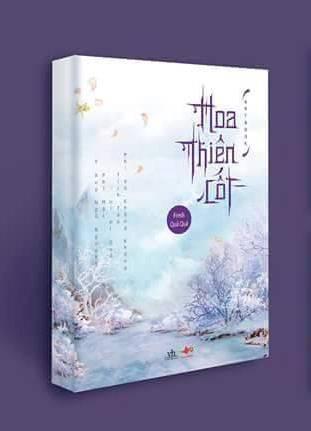 Bìa sách Artbook Hoa Thiên Cốt