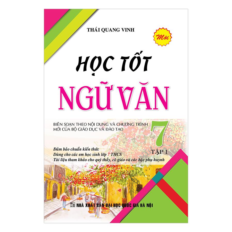 Bìa sách Học Tốt Ngữ Văn 7