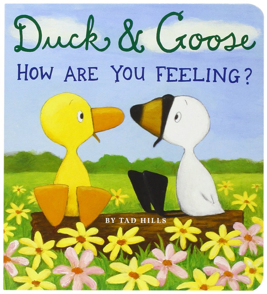 Bìa sách Duck  Goose, How Are You Feeling?