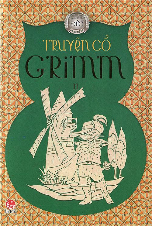 Bìa sách Truyện Cổ Grim - Tập 2 (Tái Bản 2014)