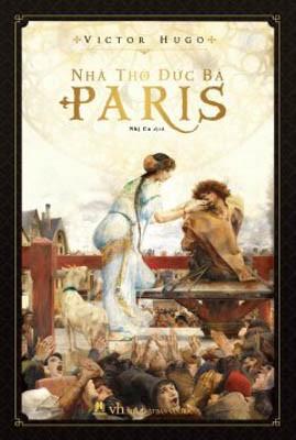 Bìa sách Nhà Thờ Đức Bà Paris