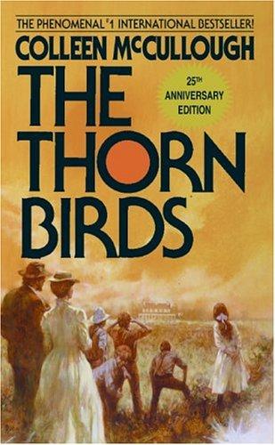 Bìa sách The Thorn Birds