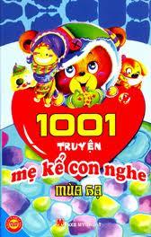 Bìa sách 1001 Truyện Mẹ Kể Con Nghe - Mùa Hạ