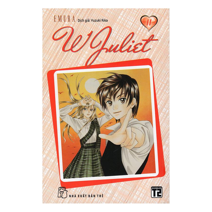 Bìa sách W Juliet (Tập 11)